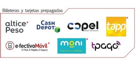 Billeteras virtuales Republica Dominicana